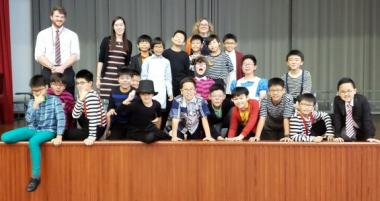 70th Hong Kong Schools Speech Festival